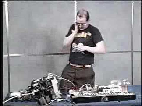 Dan Deacon on NBC morning - YouTube