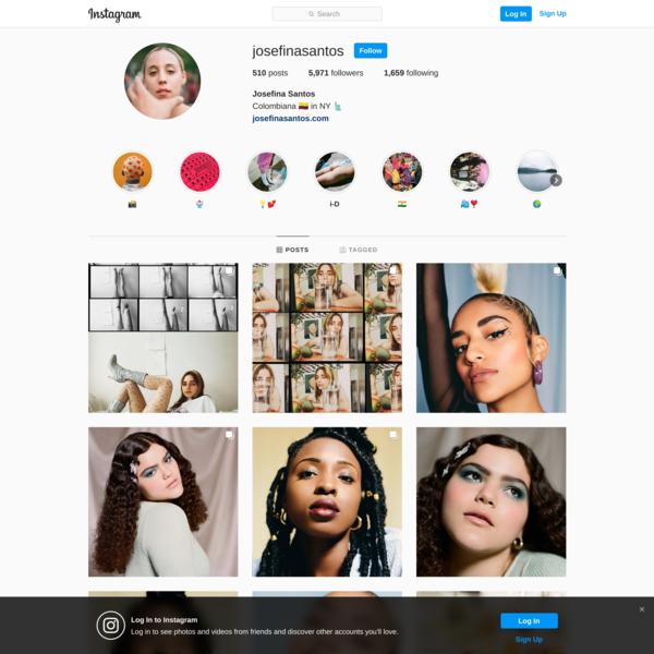 Josefina Santos (@josefinasantos) • Instagram photos and videos