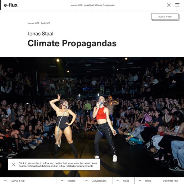 Climate Propagandas
