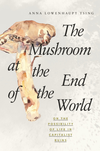The Mushroom at the End of the World by Anna Tsing