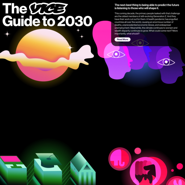The VICE Guide to 2030