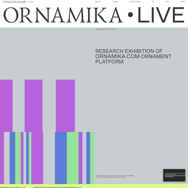 live.ornamika