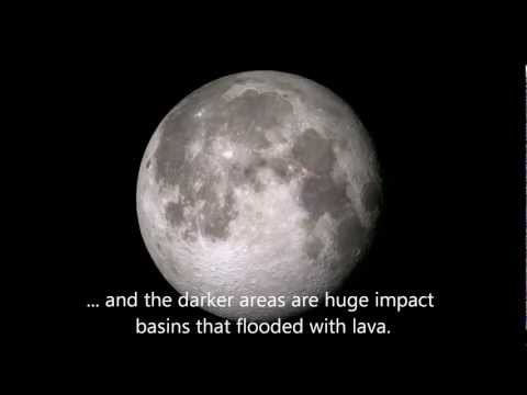 The Moon: an hour-by-hour Time Lapse Visualization for a Full Year!