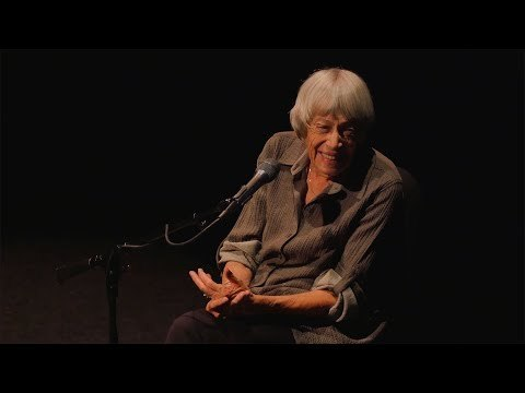 Ursula K. Le Guin: Listening to the Unheard Voices