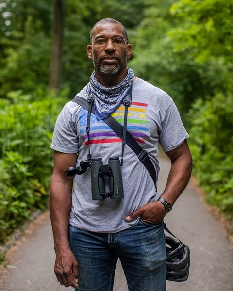 Christian Cooper has been birding since he was 10. His lifelong fascination with birds endured through his time at Harvard a...