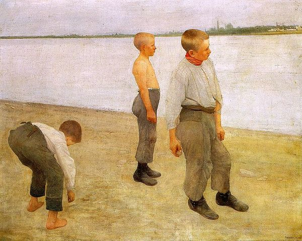 boys-throwing-pebbles-into-the-river-1890.jpg