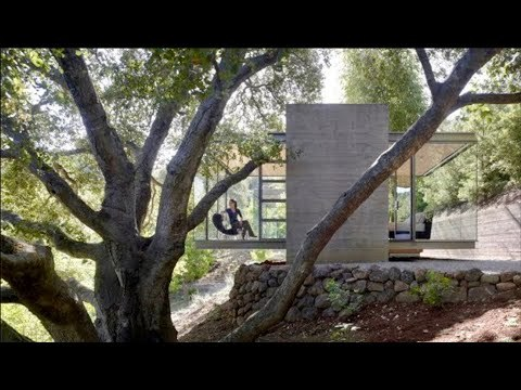 Backyard teahouses for meditation, guest cottage, homeoffice
