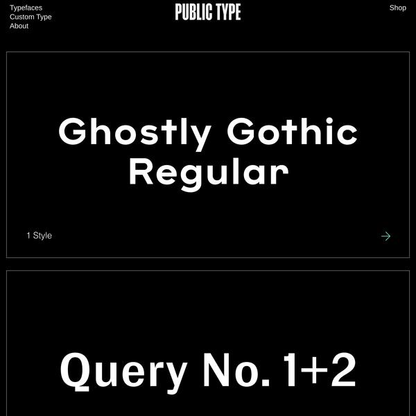 Public Type