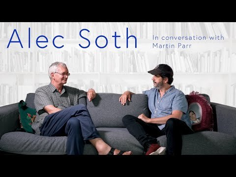 Sofa Sessions: Conversations with Martin Parr - Alec Soth