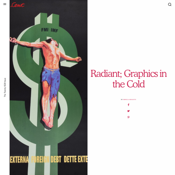 Radiant; Graphics in the Cold | Cent Magazine