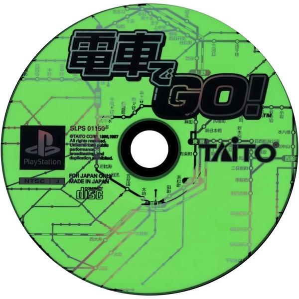 Densha de Go! / Disc / Taito / 1997
