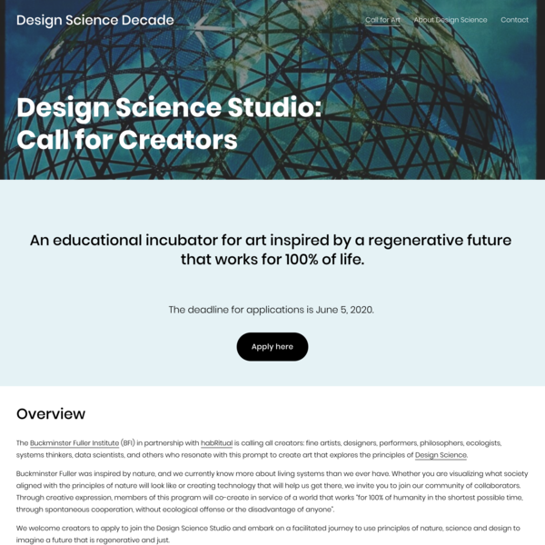 Design Science Decade