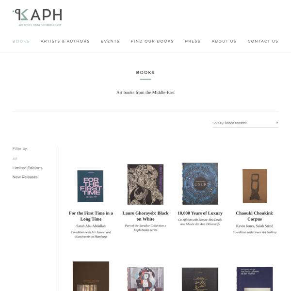 Books - Kaph Books