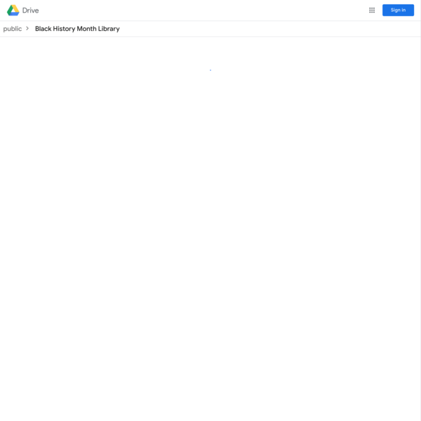Blhttps://drive.google.com/drive/folders/ack History Month Librhttps://drive.google.com/drive/folders/ary - Google Drive