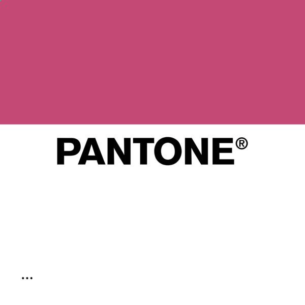 Color of the year 2019 — PANTONE 16-1546 Living Сoral TCX