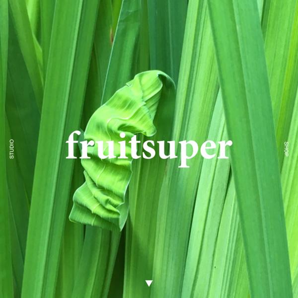 fruitsuper