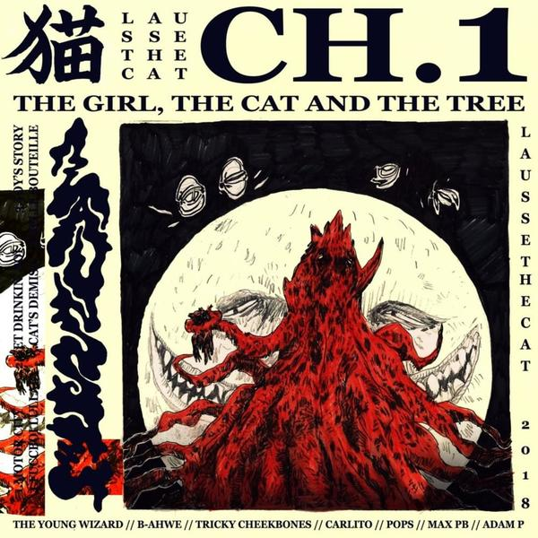 Lausse The Cat - The Girl, The Cat and the Tree