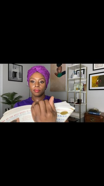 """Chimamanda Ngozi Adichie on Instagram: """"In AMERICANAH, Ifemelu's blog is called 'Raceteenth, or Various Observations About A..."""