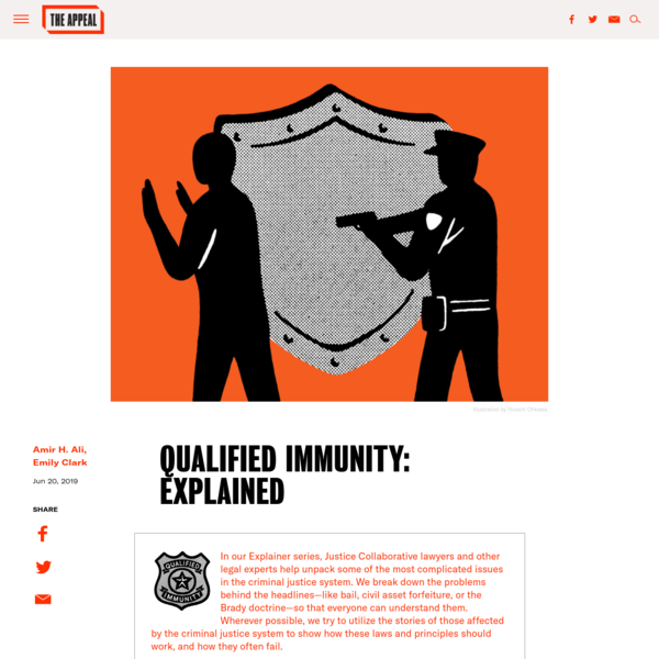 Qualified Immunity: Explained