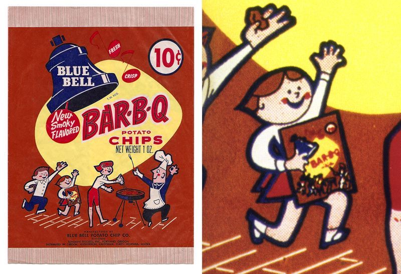 Blue Bell Potato Chips