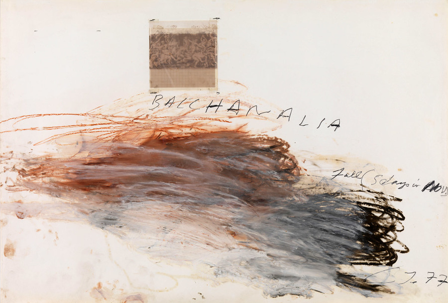 cy twombly essay