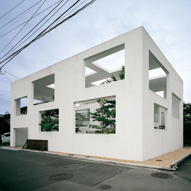 Sou Fujimoto: House N