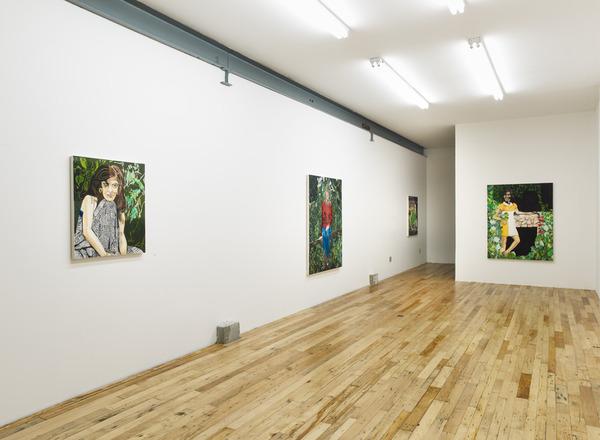 2012.09 Becky Kolsrud, Becky Kolsrud, Installation view, 2012