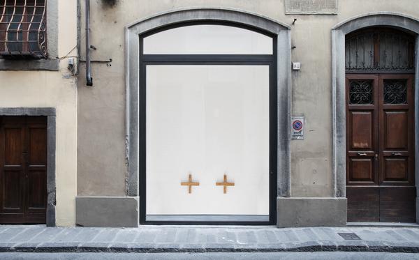 Damon Zucconi, Spiritual Door, 2016