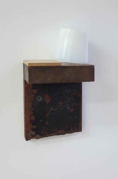 2012.03 Bill Walton, White Glass, n.d.