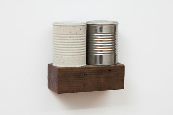 2012.03 Bill Walton, Concrete/Tin, n.d.