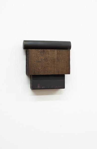2012.03 Bill Walton, Stack PIece, n.d.