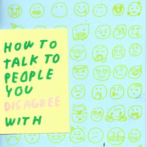 How To Talk To People You Disagree With Episode 1 by Keep it Complex