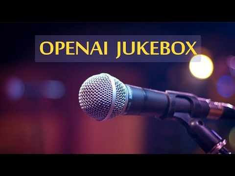 OpenAI's Jukebox AI Writes Amazing New Songs 🎼