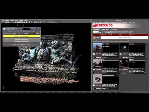 Plymport -PLY Point cloud importer for Autodesk Maya ver 1.3