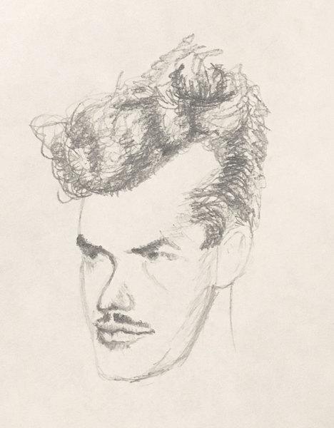 Marvel Sketch