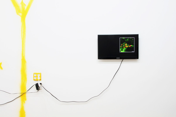 2012.05 Borna Sammak : Jeff Cold Beer, Cheeto, As Investigated By Expensive Microscope, 2012