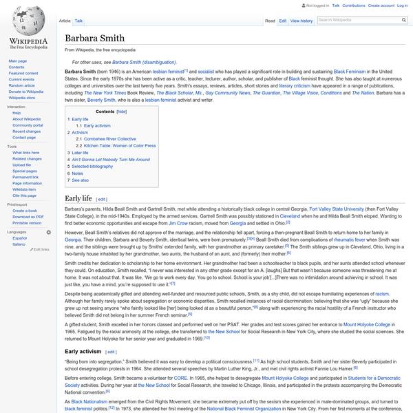 Barbara Smith - Wikipedia