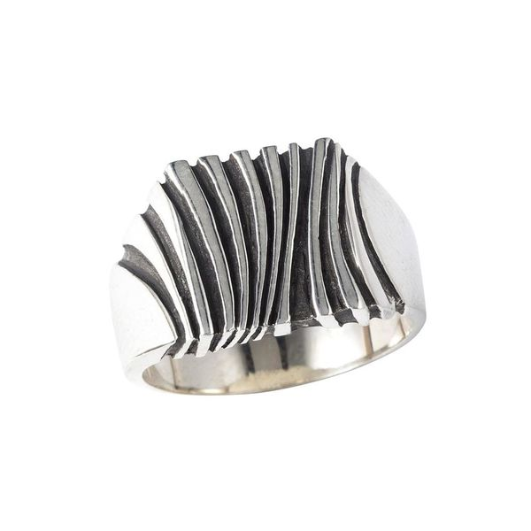 """Jason Le Compte on Instagram: """"'Wavey' signet ring New collection out at local fine retailers in .925 #sterlingsilver. . . ...."""