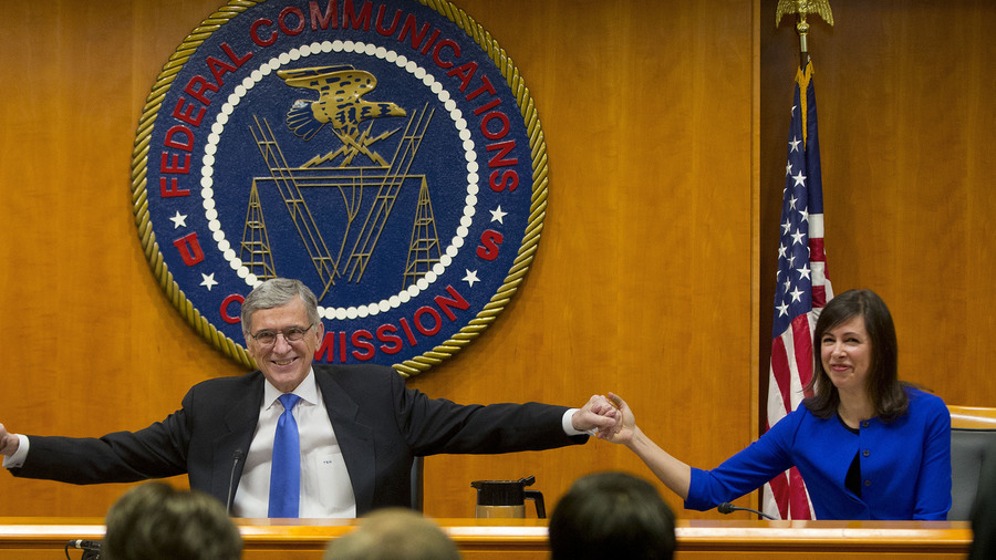 """""""It's the consumers' information. How it is used should be the consumers' choice."""" So said FCC Chairman Tom Wheeler as the commission adopted rules requiring Internet service providers such as Comcast and Verizon to get customers' permission before selling the data they collect to marketers. The vote was 3-2 along party lines."""