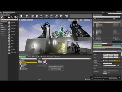 Unreal 4 Sequencer How to Output Video From First Person