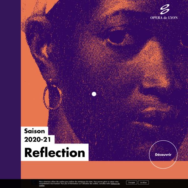 Reflection - Une expérience de l'Opéra de Lyon