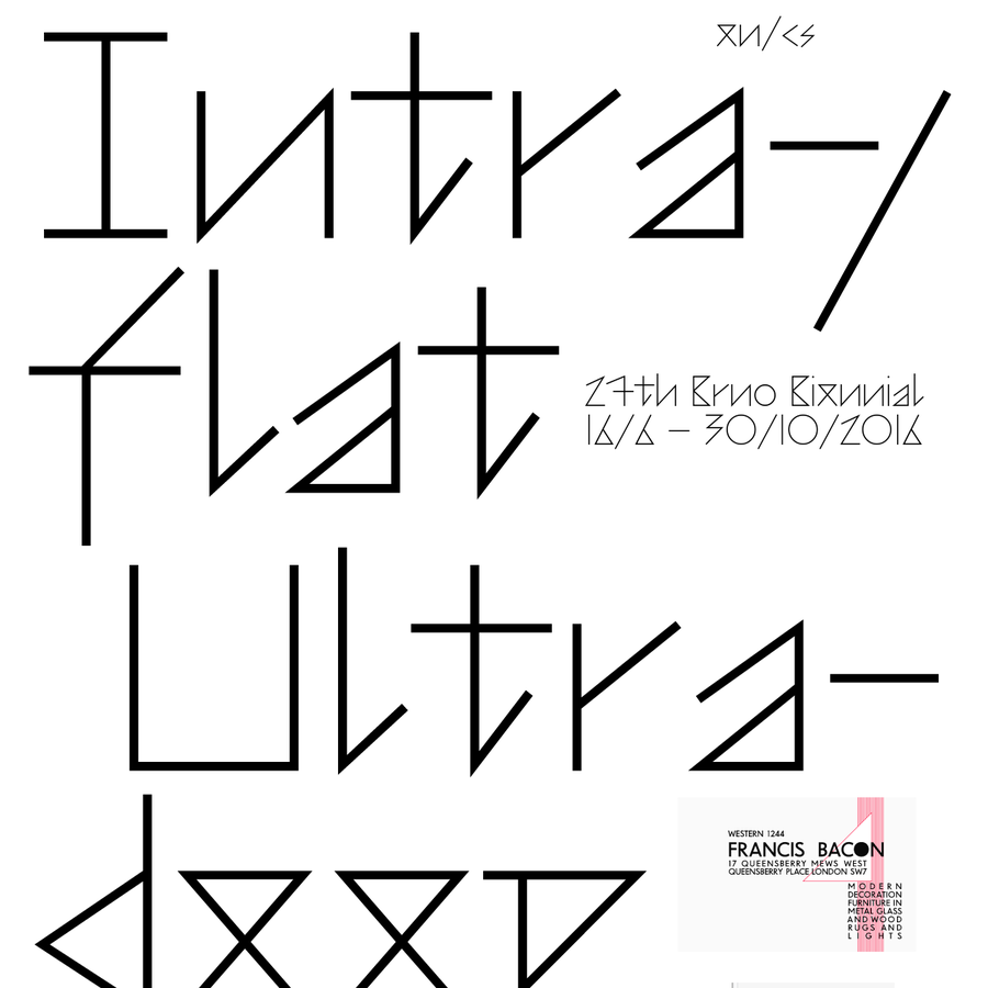 Reflecting developments in graphic design and visual culture for more than 50 years now, the International Biennial of Graphic Design Brno is one of the oldest and most significant events of its kind.