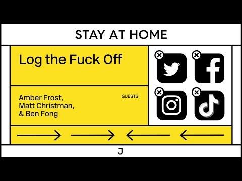Log the Fuck Off with Amber Frost, Matt Christman, & Ben Fong