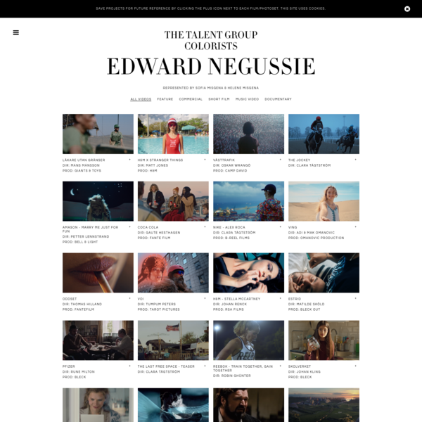 Edward Negussie - The Talent Group