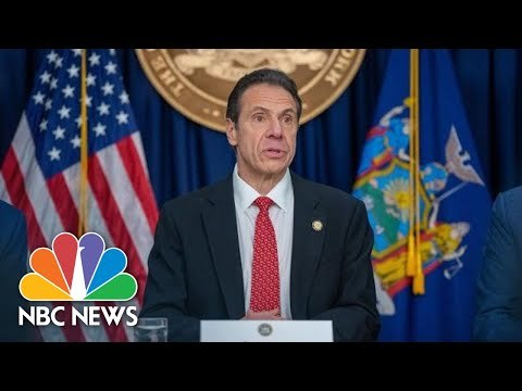 New York Governor Andrew Cuomo Holds Briefing | NBC News