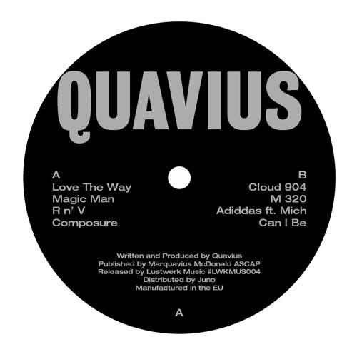 A2. Magic Man by Quavius