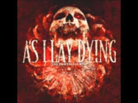 As I Lay Dying Anger and Apathy