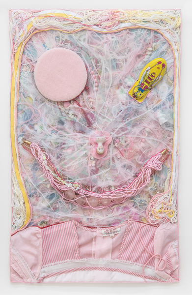 2017.01 Bonnie Lucas: Young Lady, Plum Blossom, 1985
