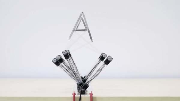 Robotype 3: Sujigen, Mojigen, and 7x7.