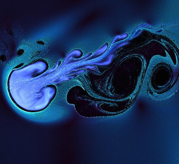 WebGL Fluid Experiment